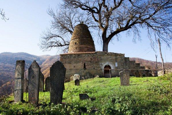 Крепость Кала-Корейш