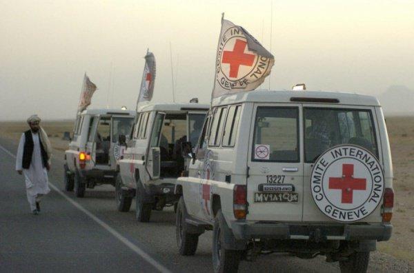 В части Афганистана прекратили деятельность ВОЗ и Красный Крест.