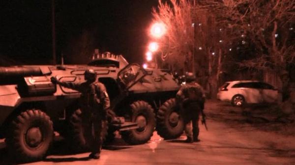 Ликвидированы боевики ИГИЛ (фото: пресс-служба НАК)