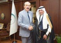 Рамазан Абдулатипов принял участие в конференции ОИС