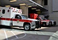 В США ребенок упал с 6-го этажа и выжил
