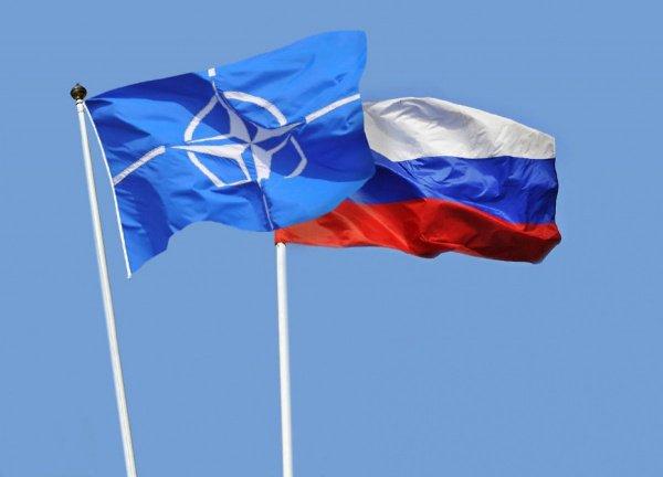 В МИД РФ заявили о прекращении контактов с НАТО.