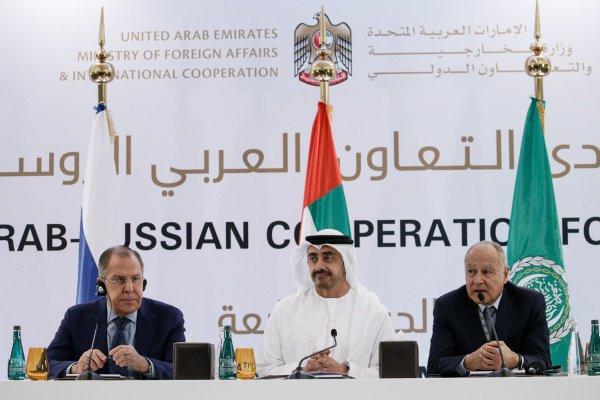 В форуме примут дипломаты почти из всех арабских стран.