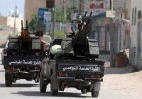 Десятки тысяч человек бежали из своих домов в районе Триполи