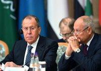 Сергей Лавров назвал главную причину проблем Ближнего Востока