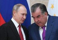 Путин и Рахмон обсудят сотрудничество России и Таджикистана
