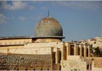 В Иерусалиме потушили пожар в мечети Аль-Акса