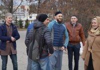 Камиль хазрат пообщался с активистами MUSLIMVOL