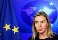 Могерини: ЕС никогда не признает Голаны территорией Израиля