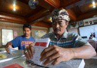 Самые масштабные выборы завершились в Индонезии
