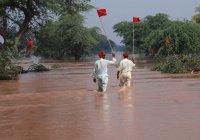 39 человек погибли в Пакистане из-за ливней