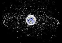 На Земле может стать темнее из-за мусора в космосе