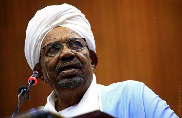 Омар Аль-Башир.