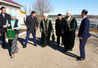Муфтий совершил рабочую поездку в Балтасинский мухтасибат