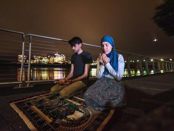 «Места для молитвы». Фотографии, удостоенные премии Goldziher Prize