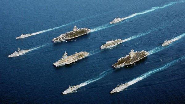 ВМФ США пополнится кораблями-роботами.