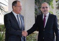 Иордания заявила, что без России урегулирование в Сирии невозможно