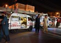 В Пакистане неизвестные расстреляли автобус, множество жертв