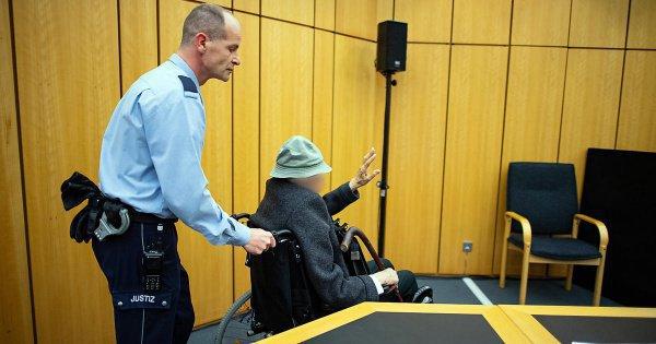 92-летний охранник концлагеря предстанет перед судом в Германии