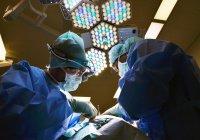 Опухоль весом 15 кг удалили мужчине в Китае