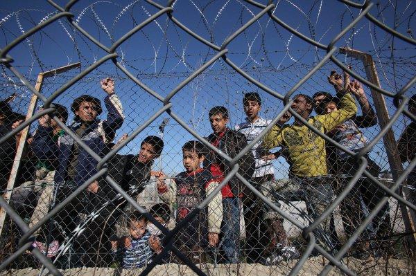 Мигрантов призвали не просить убежище в Бельгии.