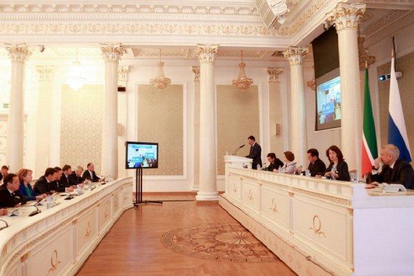 """В Казгордуме рассказали о деятельности фонда """"Закят"""" ДУМ РТ."""