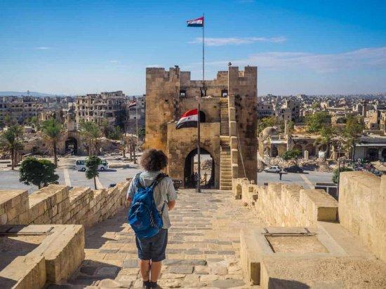Власти Сирии взялись за восстановление туристической инфраструктуры.