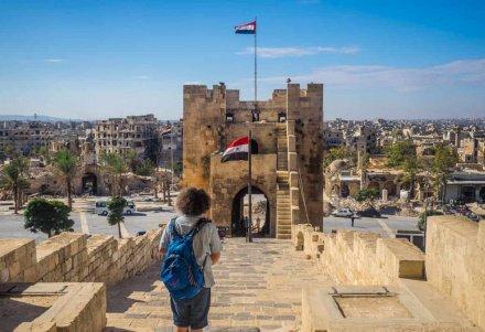 Сирия намерена привлечь в страну российских туристов
