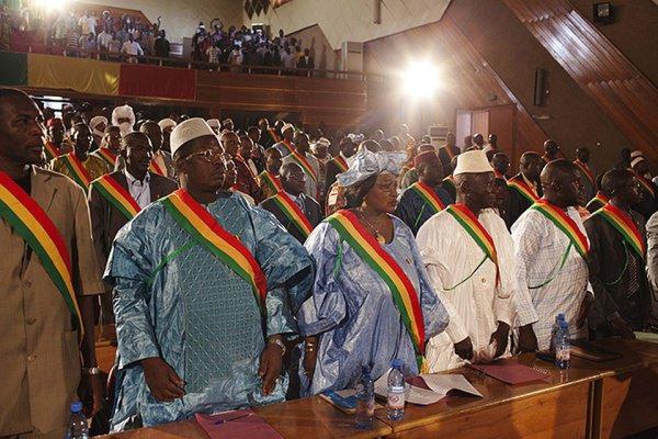 Мали осталось без правительства.