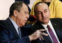 Лавров и Чавушоглу обсудили подготовку к новым переговорам по Сирии