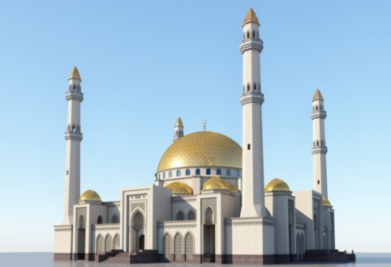 В Ингушетии определились с внешним видом Соборной мечети