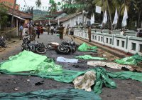 К 300 приближается число жертв терактов в Шри-Ланке
