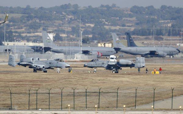 США могут переместить военную базу из Турции в Грецию