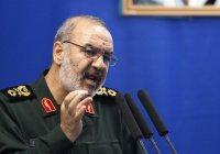 В Иране сменили командующего Корпусом стражей Исламской революции