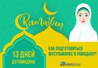 Готовимся к Рамадану: советы для женщин