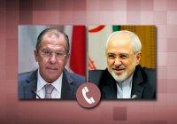 Лавров и Зариф обсудили подготовку к межсирийским переговорам