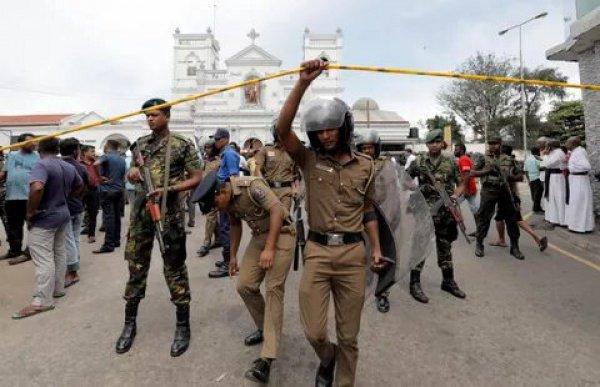В Шри-Ланке продолжается расследование серии терактов.