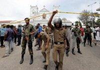 Гражданин Сирии задержан в рамках расследования терактов в Шри-Ланке