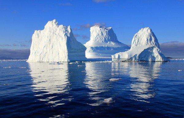 Исследователи проанализировали масштабы уменьшения массы льдов в Гренландии в 1972-2018 годах