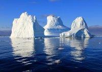Зафиксировано усиление таяния льдов Гренландии
