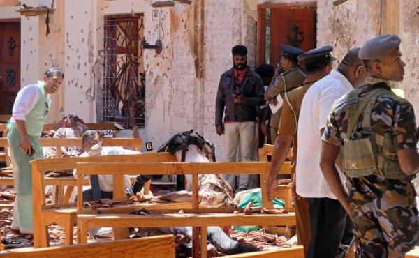 В Шри-Ланке продолжается расследование терактов.