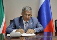 Рустам Минниханов подписал указ о датах главных мусульманских праздников