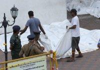 45 детей стали жертвами терактов в Шри-Ланке