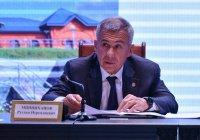 Минниханов: обеспечение мира и безопасности в многонациональном Татарстане – общая задача
