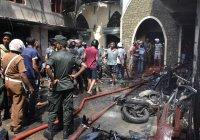До 359 возросло число жертв терактов в Шри-Ланке