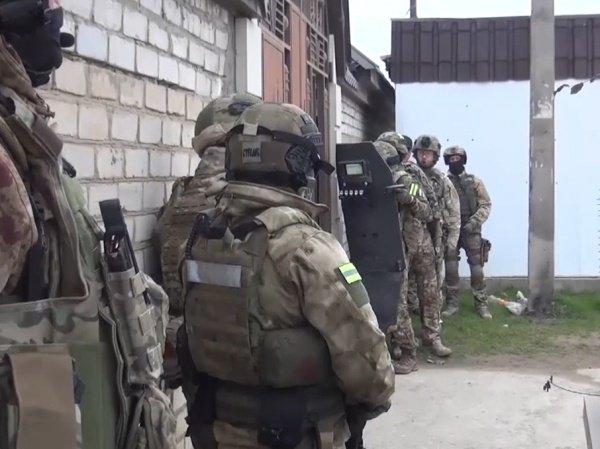 Антитеррористическая операция прошла в Приморье.