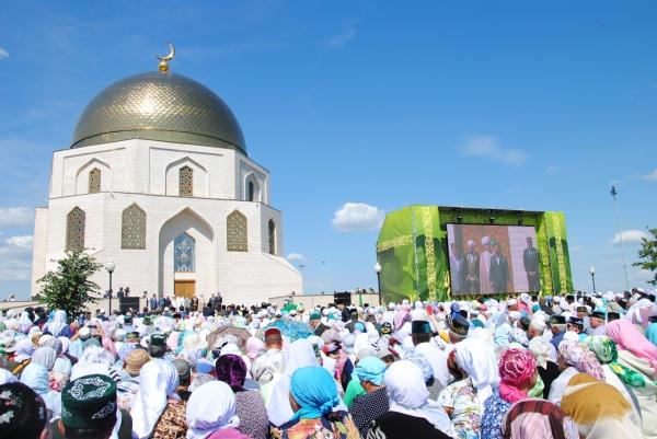 Мусульмане со всей России съедутся в Болгар.