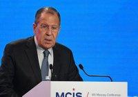 Лавров: действия НАТО привели к кризису доверия в Евроатлантике