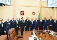 Минниханов встретился с президентом Союза торговых палат и бирж Турции