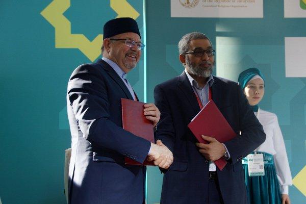 Подписано оглашение о создании в России экзаменационного центра AAOIFI.